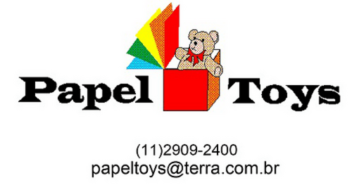 Papel Toys